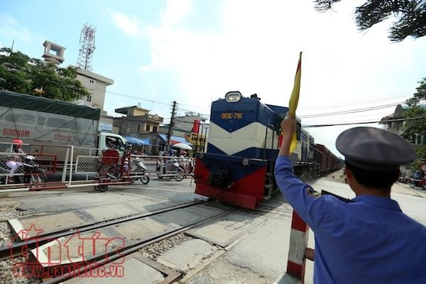 Railway sector to install cameras at crossings