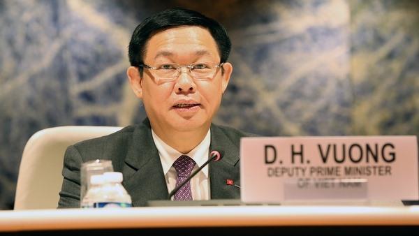 Deputy PM meets leaders of intl organisations in Geneva