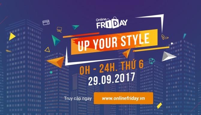 Online Friday 2017 slated for September 29