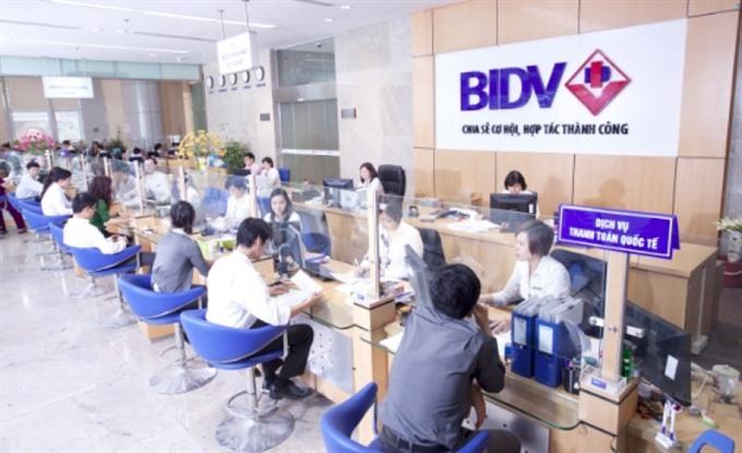 Standard Poors affirms credit rating for BIDV