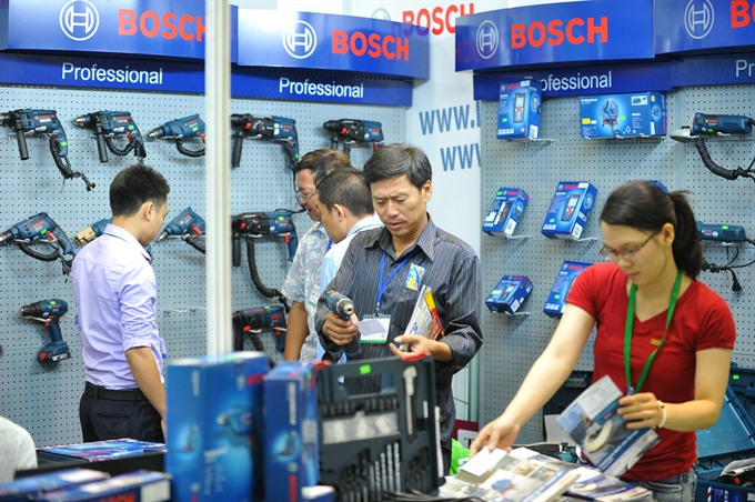 HCM City to host hardware hand tools expo