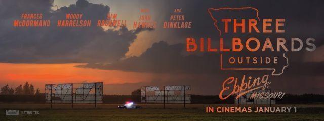 'Three Billboards wins coveted Toronto film festival prize