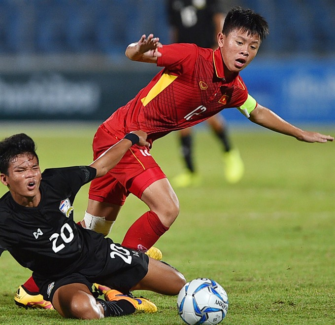 Confident Việt Nam start Asian U16 campaign