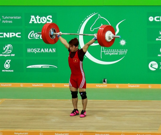 Weightlifter long jumper bring home gold medals