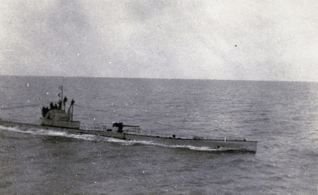 WWI German submarine wreck found off Belgium