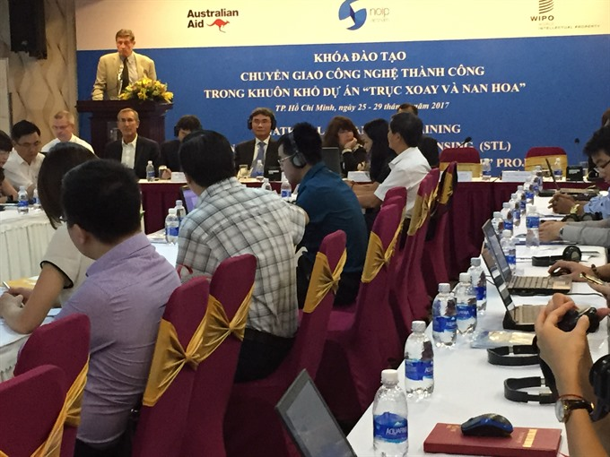 WIPO supports innovation in VN
