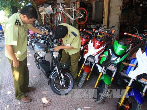 Counterfeit motorcycles spread on Việt Nams roads