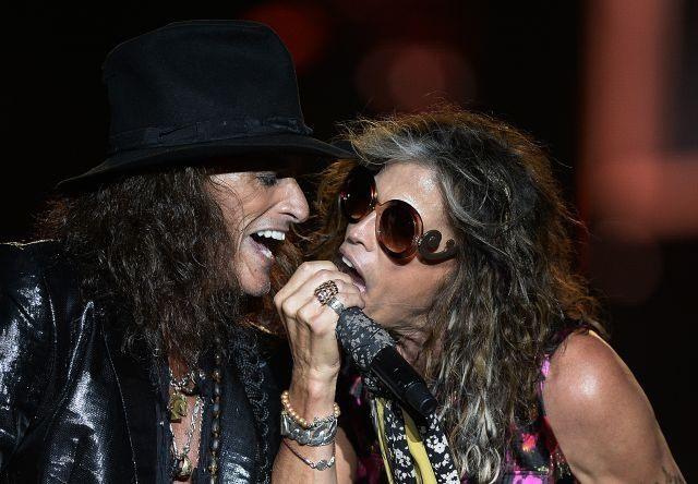 Aerosmith cut short LatAm tour due to Steven Tyler medical issues