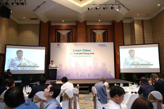 Việt Nam urged to build smart cities