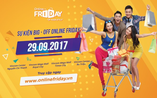 Online Friday boasts 3000 firms