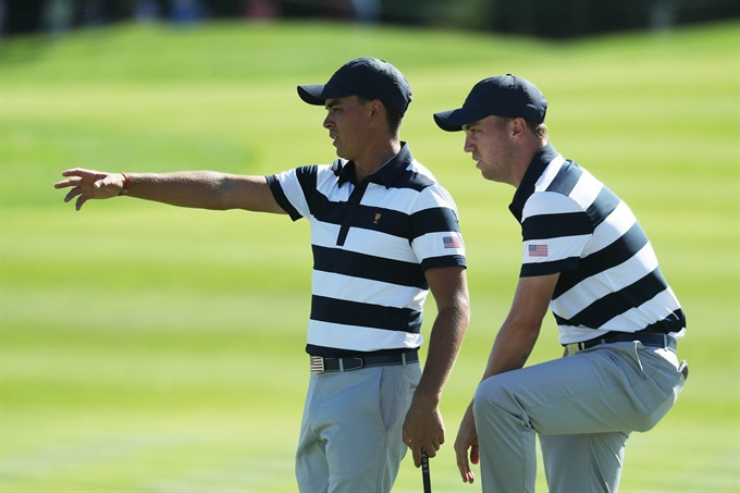 Fowler and Thomas deliver in Presidents partnership