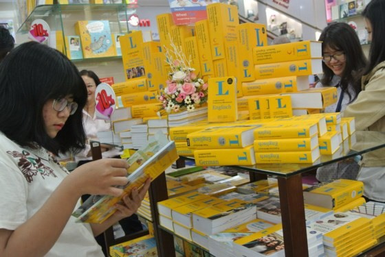 German book exhibition opens in HCM City