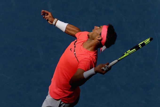 Nadal hits 50 at US Open as Rublev Kanepi grab spotlight