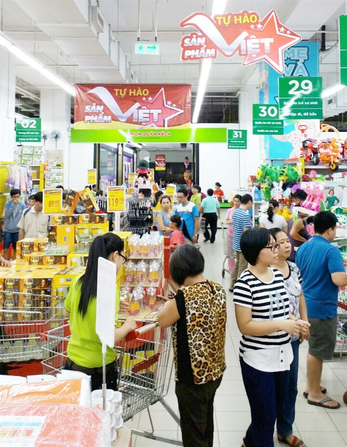 HCM City sees retail sales boom during National Day holiday
