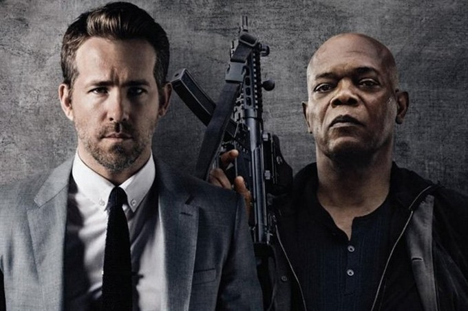 Hitman stays on top amid the slowest box office in years