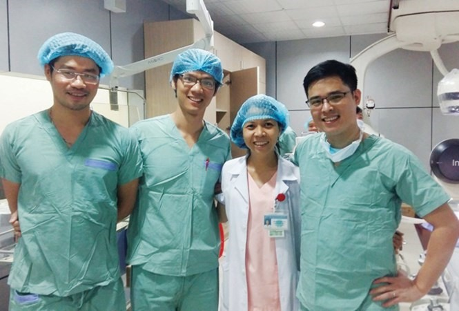 Doctor revives small hearts saving young lives