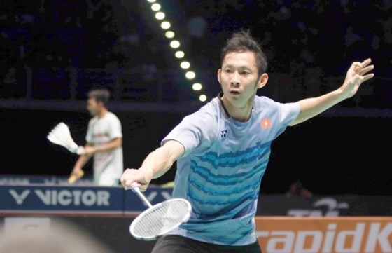 Minh in third round of Việt Nam Open