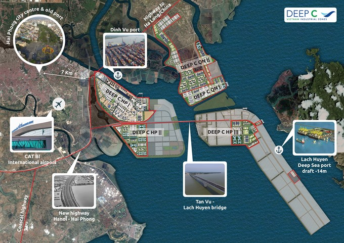 Quảng Ninh to get new port industrial complex