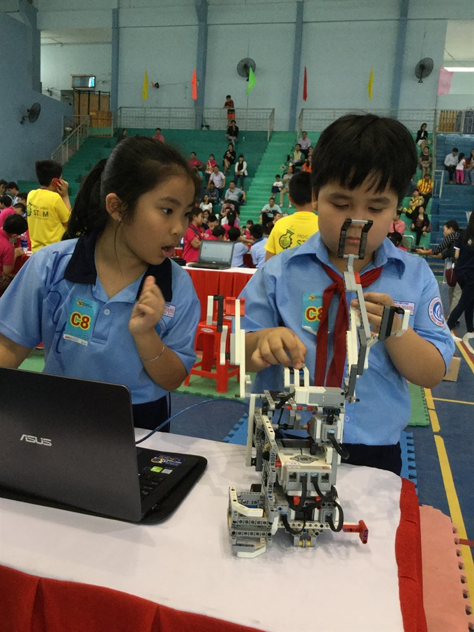 STEM education sees success but faces challenges