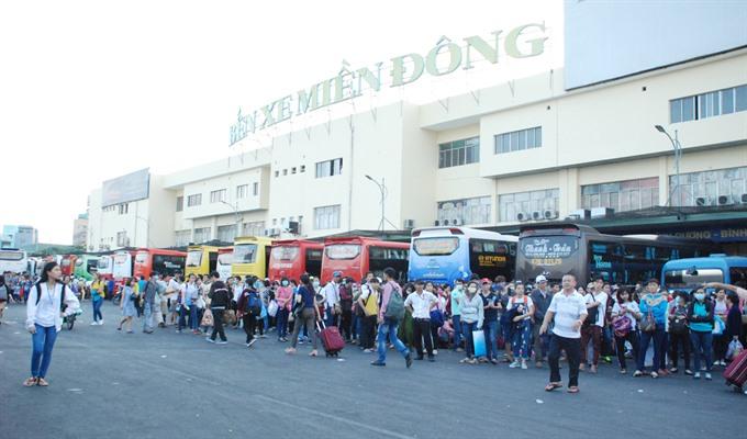 HCM City ensures traffic safety for Tết