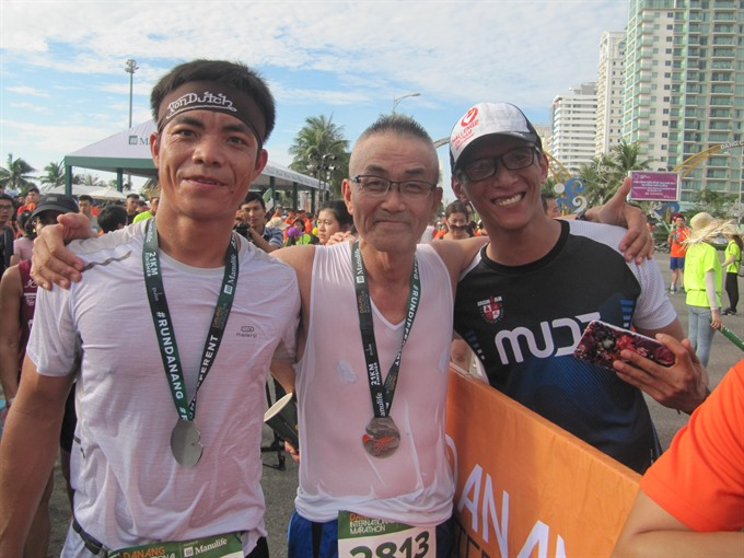 Đà Nẵng marathon opens