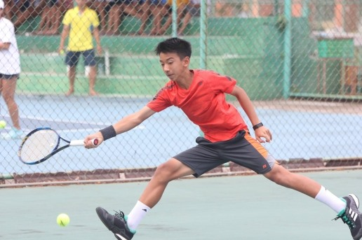 Uy Thiên grab double title at Asia U14 event