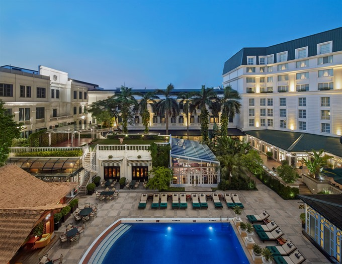 Metropole Hotel named one of the best