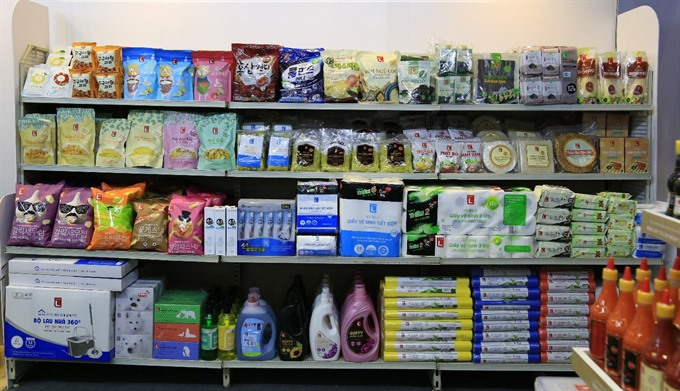 Supermarkets develop own brands