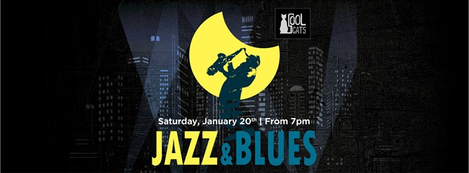 A night of jazz and blues at Cool Cats Club