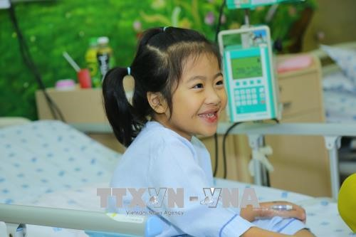 Heartbeat Vietnam funds life-saving operations for 6000 kids