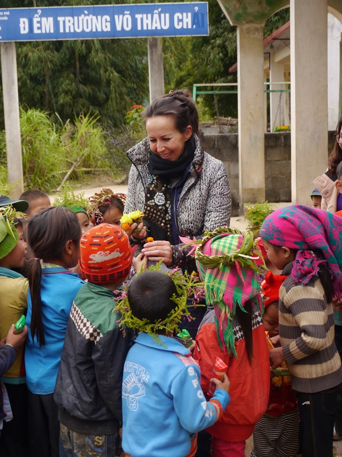 LO-ANH foundation aids ethnic minority children