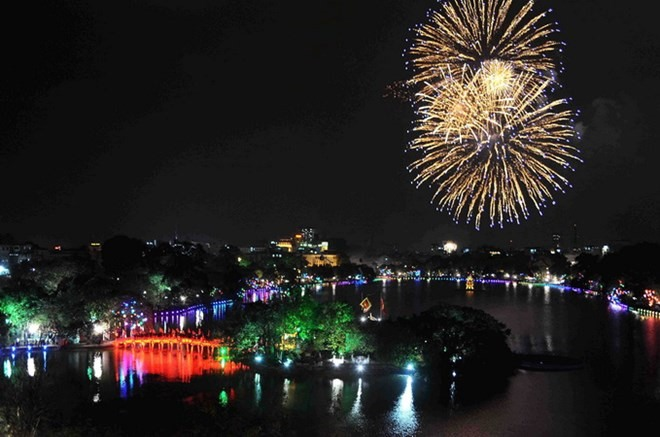 Hà Nội to have 30 firework sites