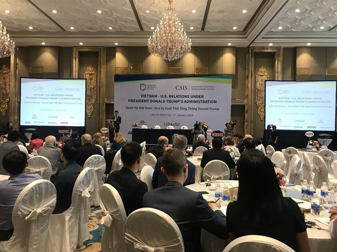 Việt Nam US to enhance ties in 2018