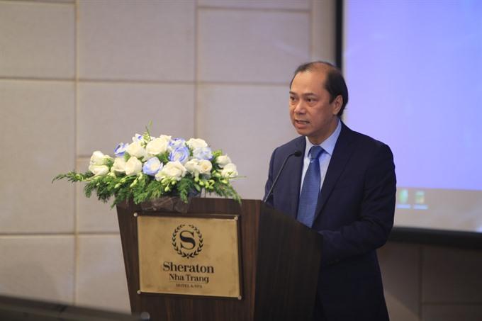 Regional countries talk maritime law