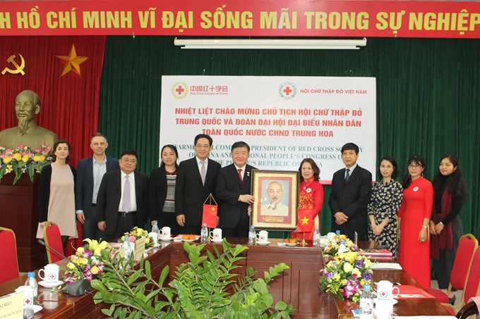 VN China agree to boost humanitarian co-operation