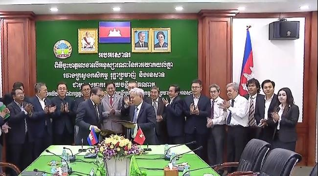 Việt Nam to help Cambodia develop cashew industry