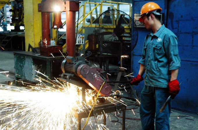 Steel Corporation committed to finish 2017s leftover projects