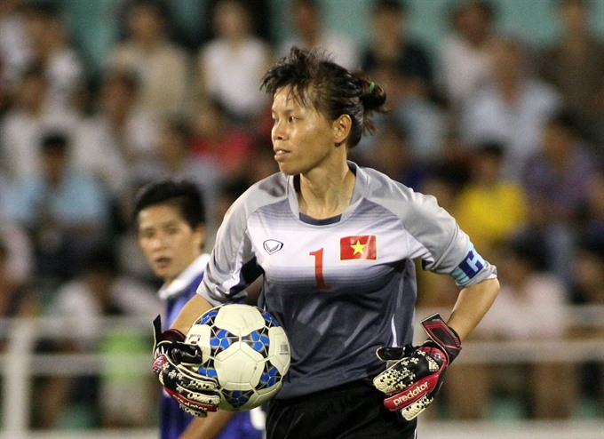 Trinh retires with third Best Female Player award