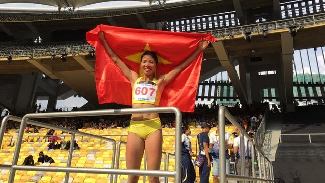 Việt Nam target three golds at Asian Games 2018