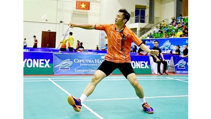 VN players to compete at Thailand Masters