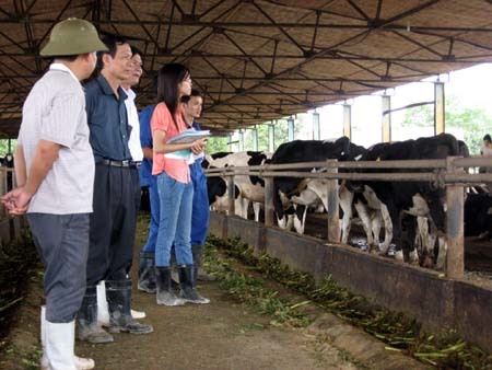 Funds crucial for supervision of raw milk quality