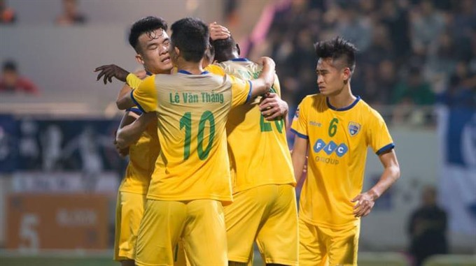 Thanh Hoá advance in AFC Champions League