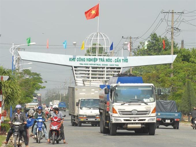 Cần Thơ seeks industrial park investors