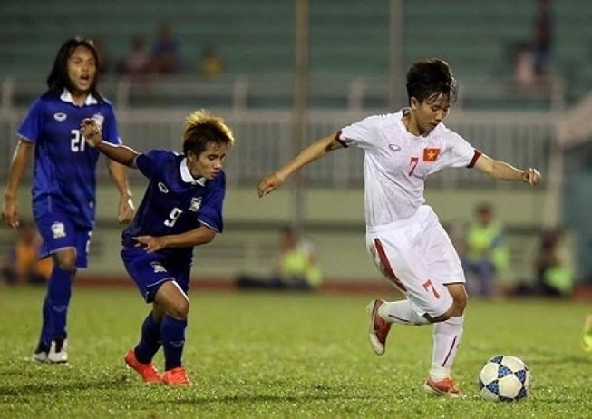 VN finish last at football tournament in China