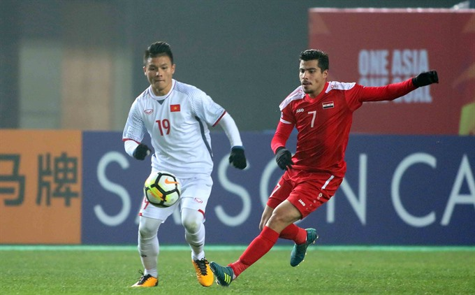 Vietnamese players selected as ASEAN stars