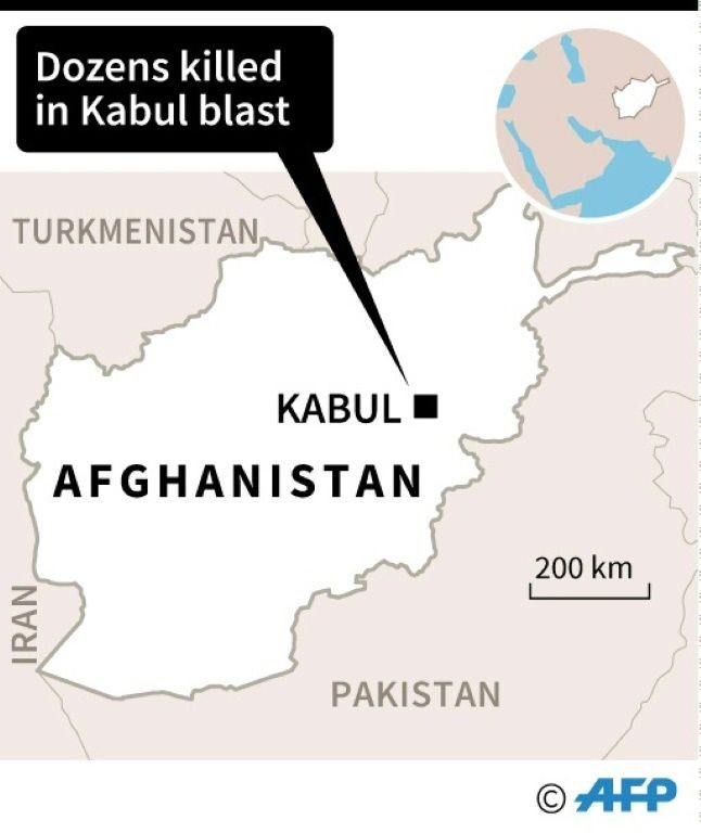 Ambulance bomb kills 95 wounds 158 in Kabul: official
