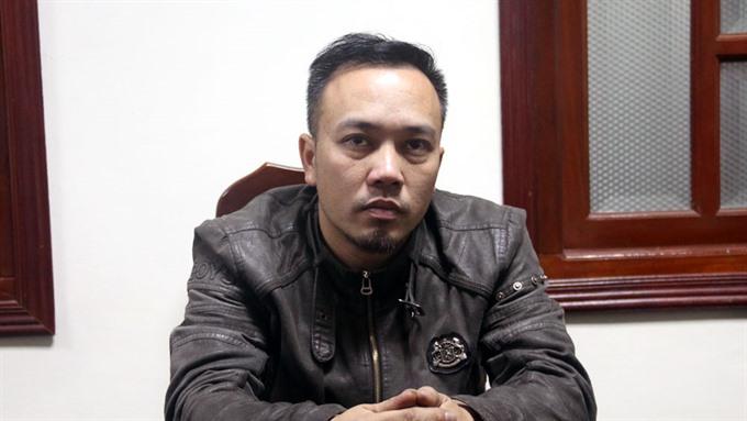Bắc Giang Police arrest bank robber
