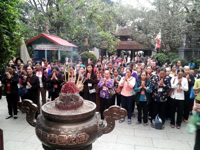 Hùng kings to be honoured in Phú Thọ