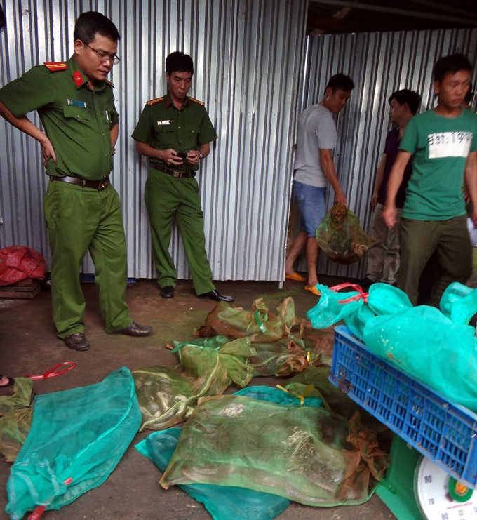 Việt Nam gets strict on wildlife protection