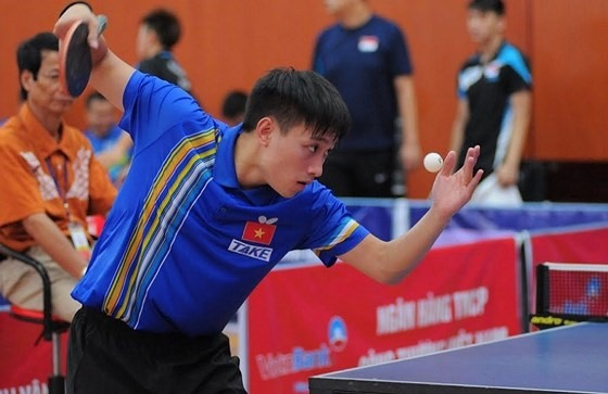 Tú aims to take title of elite table tennis event